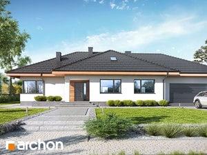 Projekt domu ARCHON+ Dom pod rozkvitnutou jabloňou 5 (G2)