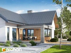 Projekt domu ARCHON+ Dom v galách 5