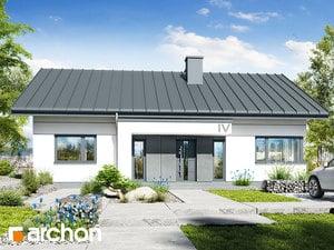 Projekt domu ARCHON+ Dom v kostravách 3