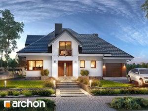 Projekt domu ARCHON+ Dom v slivkach 2 (G)