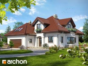 Projekt domu ARCHON+ Dom v brestovci ver.2