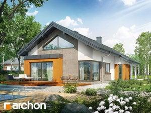 Projekt domu ARCHON+ Dom v aráliách