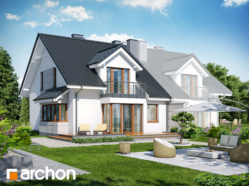 Dom v plamienkoch 7 (B) ver.3 - Vizualizácia 2