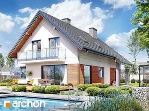 Projekt domu ARCHON+ Dom v idaredách 10