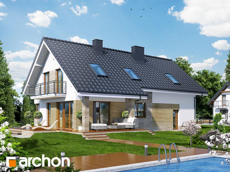 Dom v idaredách (G2) ver.2 - Vizualizácia 2