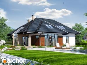 Projekt domu ARCHON+ Dom pri dulovci 3