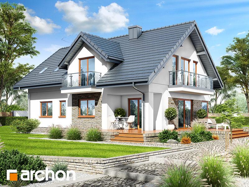 Dom medzi kortlandami 2 (G2) - Vizualizácia 2