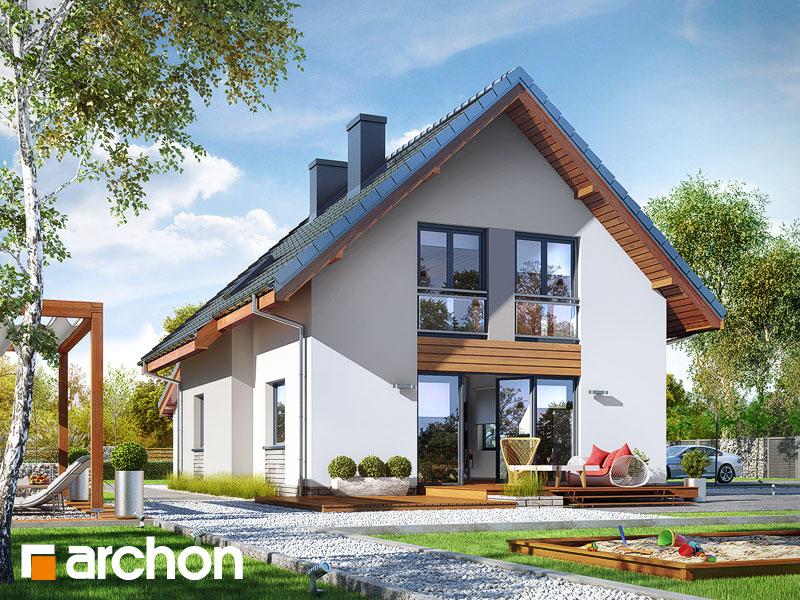 Dom v zelenči 3 (G) - Vizualizácia 2