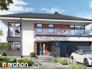 Projekt domu ARCHON+ Vila Miranda 4 (G2)
