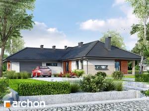 Projekt domu ARCHON+ Dom v makoch