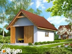 Projekt domu ARCHON+ Hospodársky objekt G10