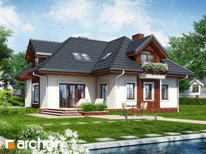 Projekt domu ARCHON+ Dom medzi nevädzami