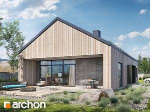 Projekt domu ARCHON+ Dom pod jabloňami 8