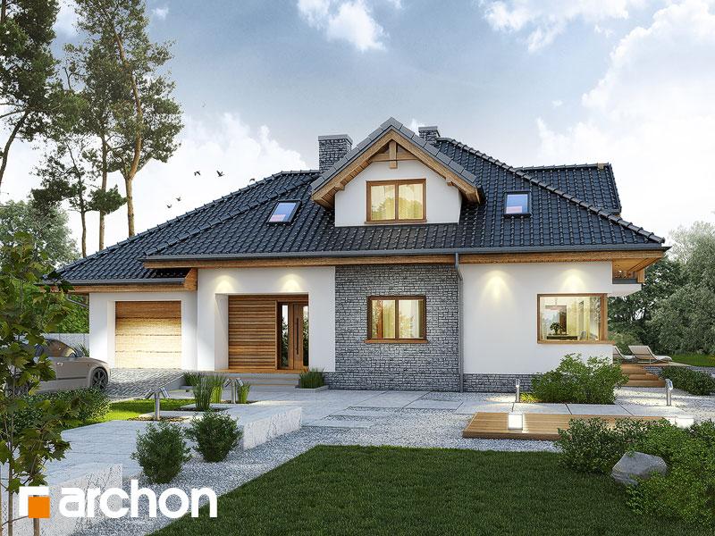 Dom medzi kanami 3 - Vizualizácia 1