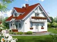 Dom medzi rododendronmi