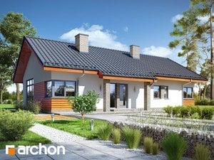 Projekt domu ARCHON+ Dom pod jabloňami 6