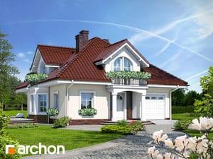 Projekt domu ARCHON+ Dom medzi tymiánom