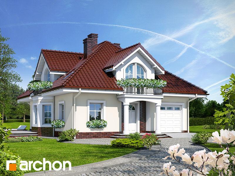Dom medzi tymiánom - Vizualizácia 1
