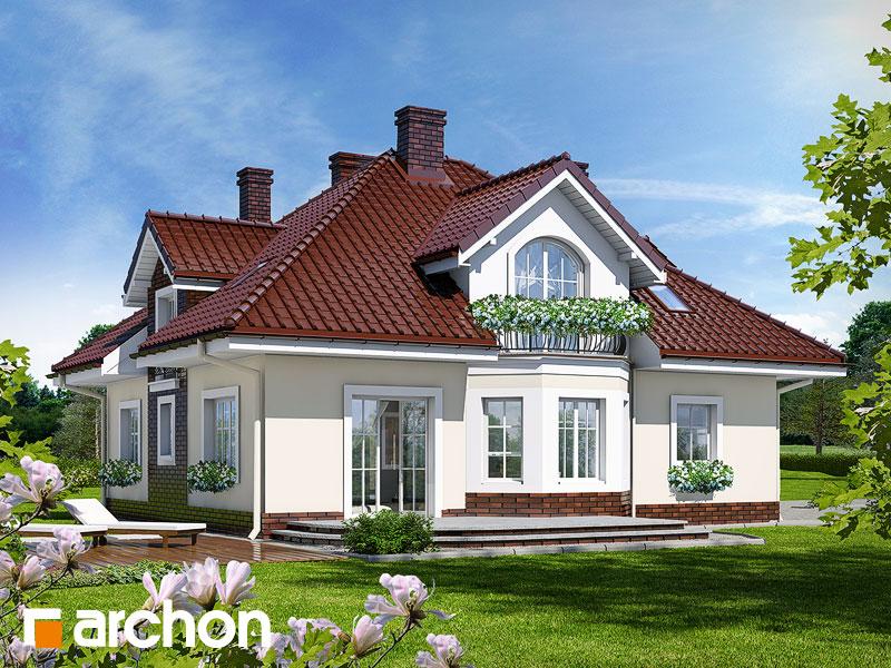 Dom medzi tymiánom - Vizualizácia 2