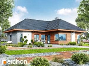Projekt domu ARCHON+ Dom v galách 2 (G)