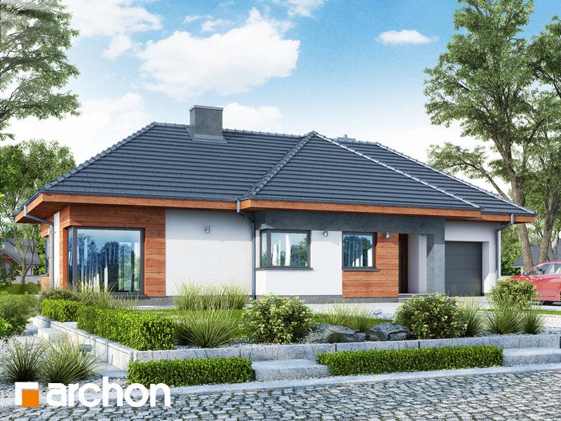 Dom v galách 2 (G) - Vizualizácia 2