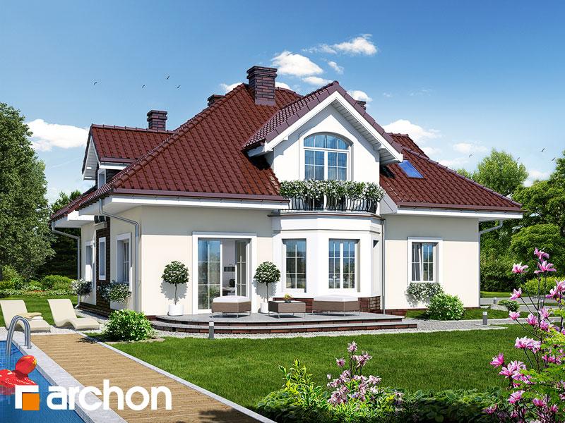 Dom medzi tymiánom 2 - Vizualizácia 2
