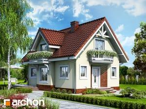 Projekt domu ARCHON+ Dom pod jabloňou antonovkou