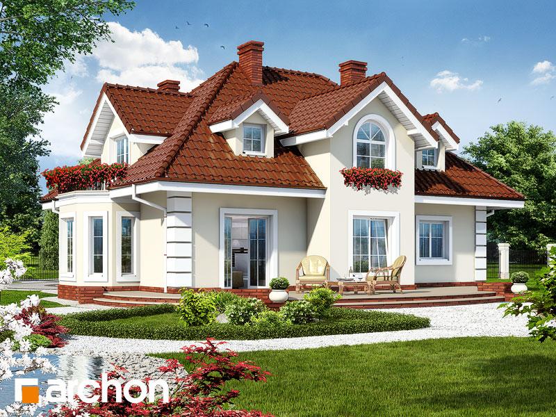 Dom v zemoleze - Vizualizácia 2