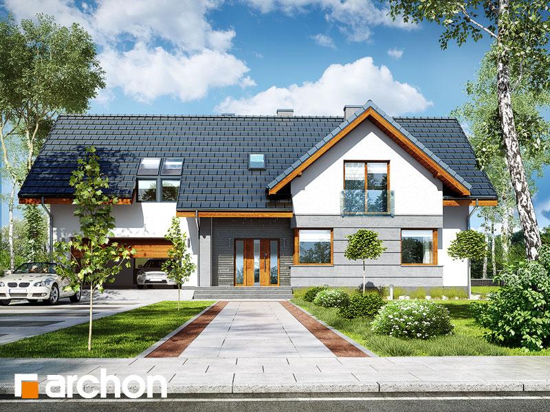 Dom medzi lopatkovcami 2 (G2) - Vizualizácia 1