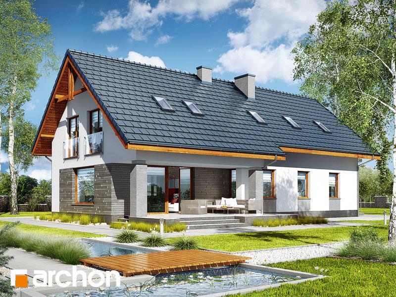 Dom medzi lopatkovcami 2 (G2) - Vizualizácia 2