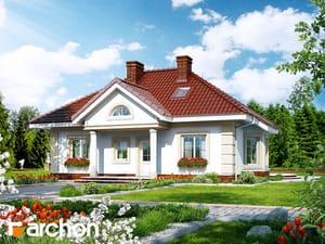 Projekt domu ARCHON+ Dom medzi černicami 3