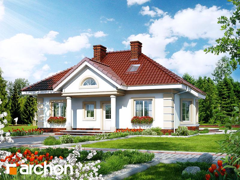 Dom medzi černicami 3 - Vizualizácia 1