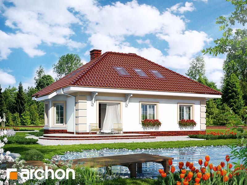 Dom medzi černicami 3 - Vizualizácia 2