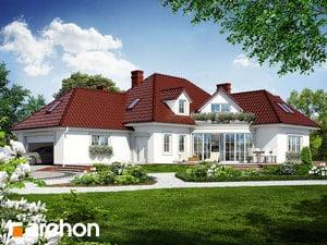 Projekt domu ARCHON+ Rezidencia pod jedľami (G2)