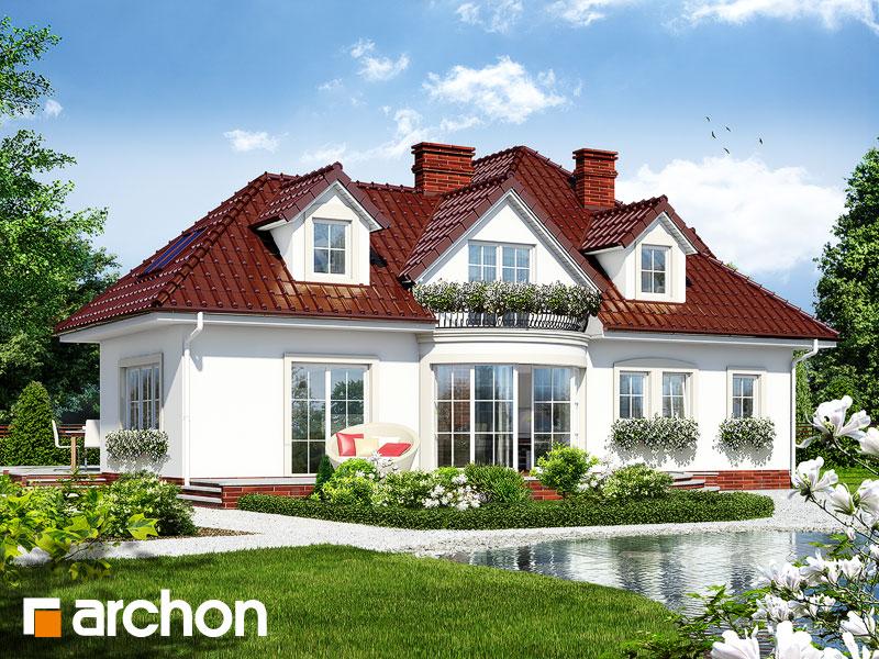 Rezidencia pod jedľami (G2) - Vizualizácia 2