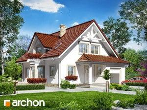 Projekt domu ARCHON+ Dom v očianke