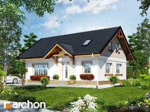 Projekt domu ARCHON+ Dom medzi arnikou (PD)