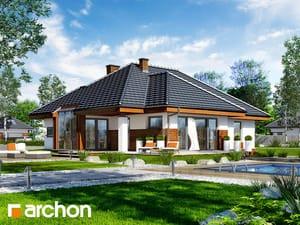 Projekt domu ARCHON+ Dom pri dulovci 2