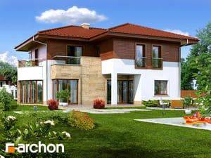 Projekt domu ARCHON+ Vila Viktória