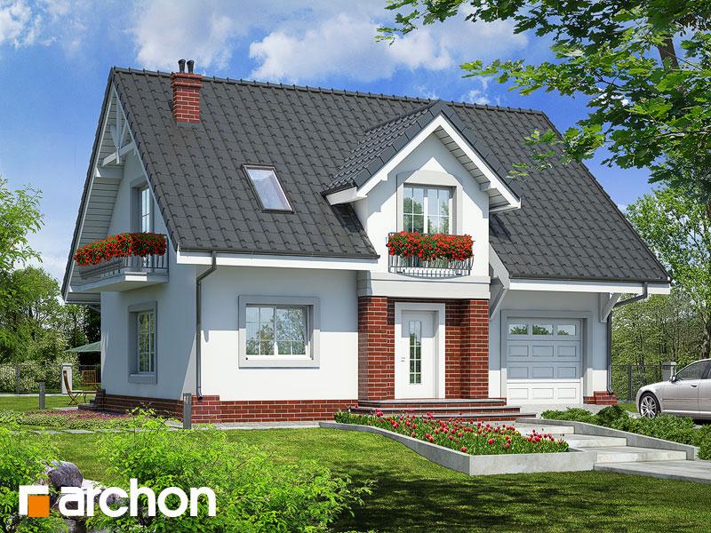 Dom v lucerne - Vizualizácia 1