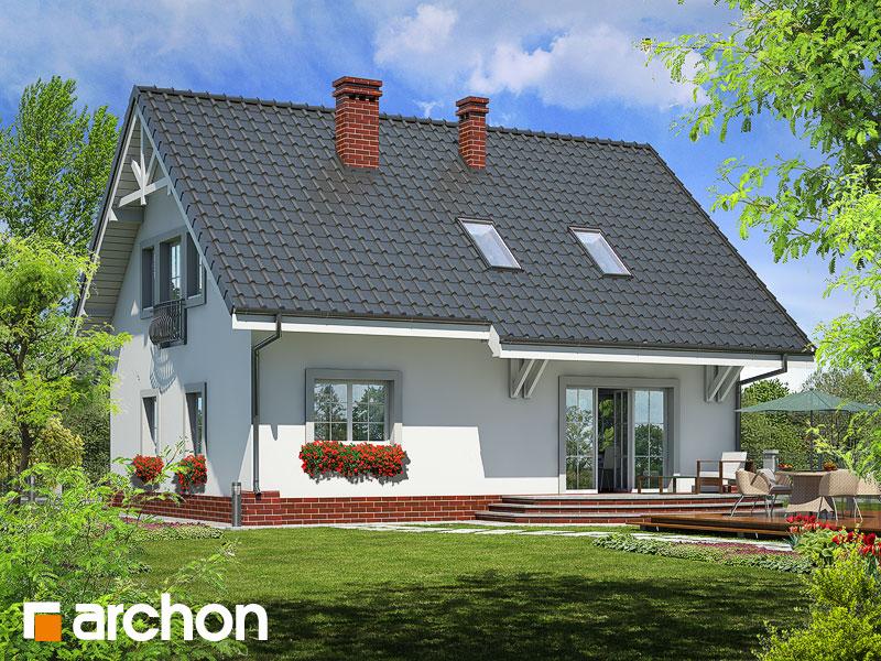 Dom v lucerne - Vizualizácia 2