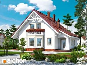 Projekt domu ARCHON+ Dom medzi mandarínkami 2