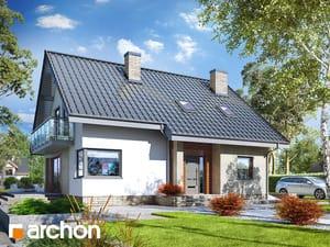 Projekt domu ARCHON+ Dom pod liči 6
