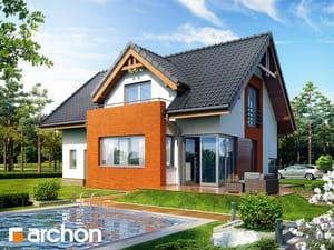 Projekt domu ARCHON+ Dom pod liči