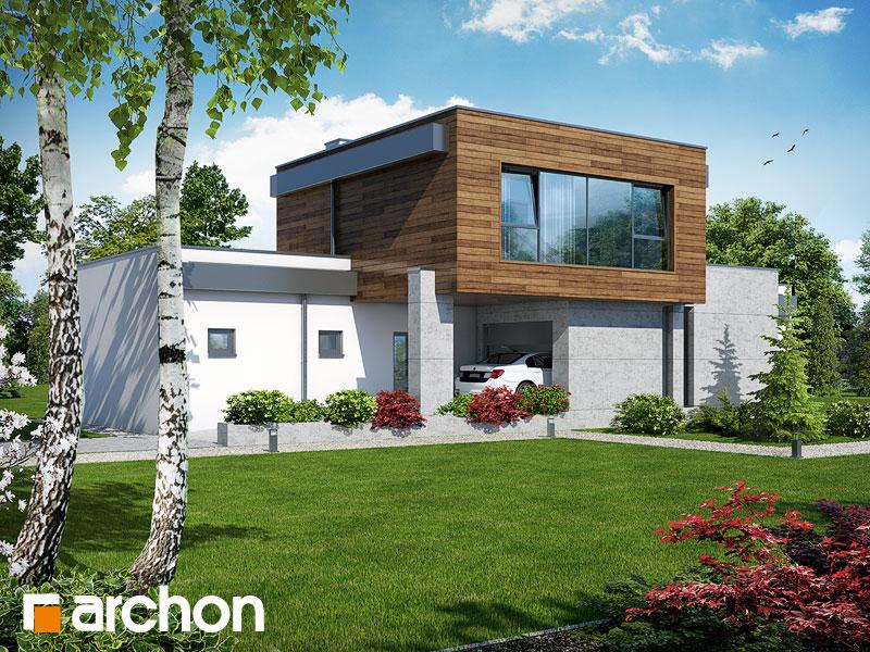 Dom v boráku (G) - Vizualizácia 2