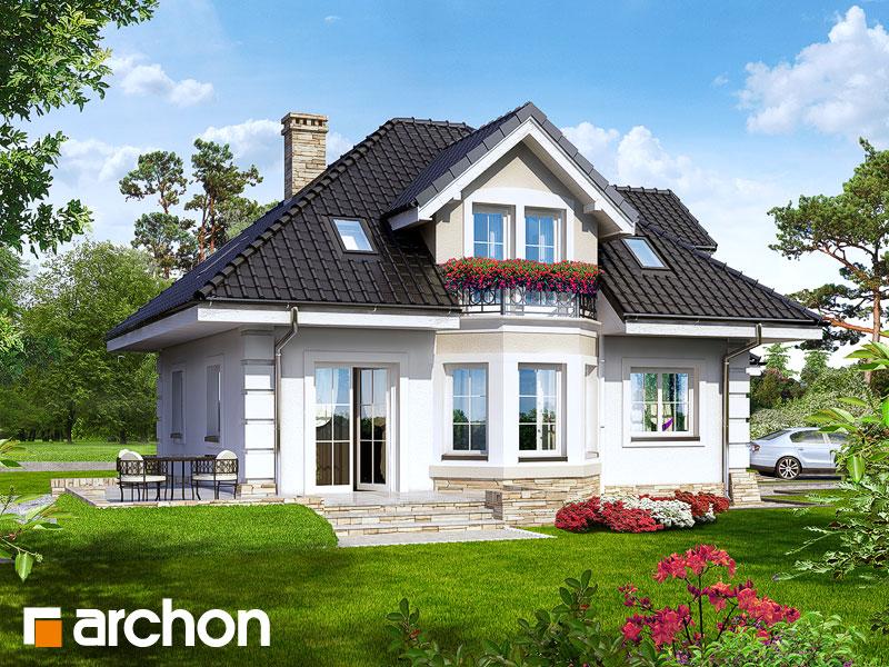 Dom v rukole - Vizualizácia 2