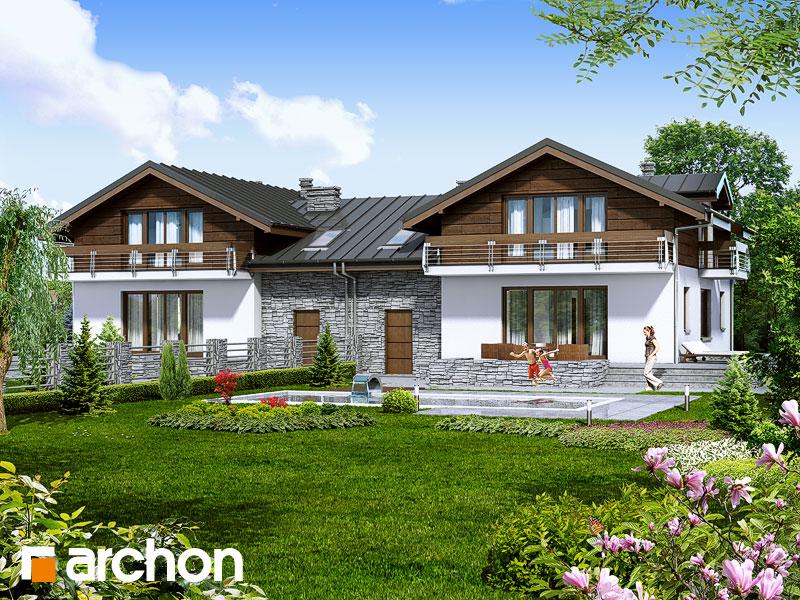 Dom v budlejách (B) - Vizualizácia 2