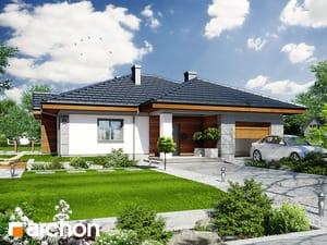 Projekt domu ARCHON+ Dom v jonagoldách