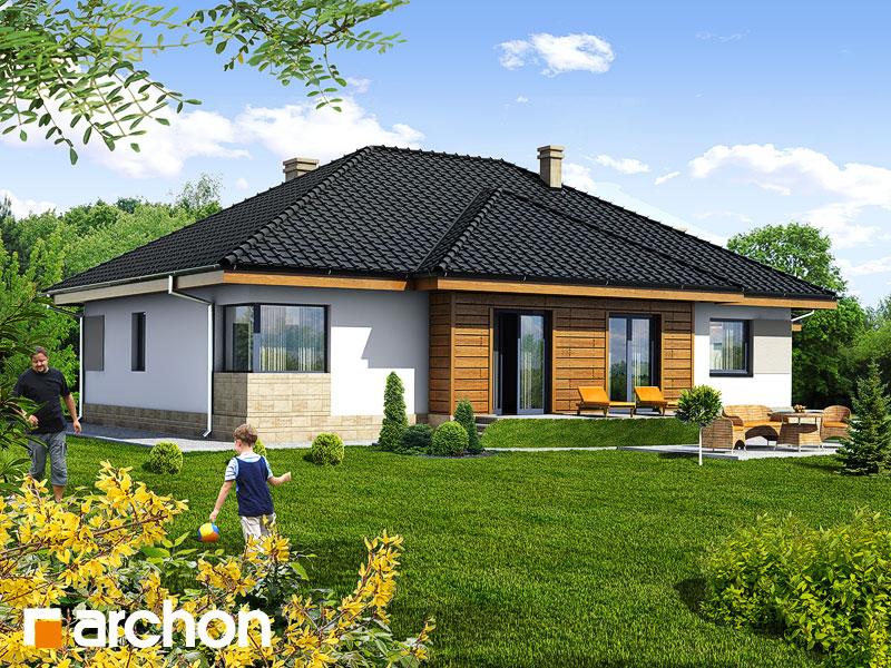 Dom v akébii 2 - Vizualizácia 2