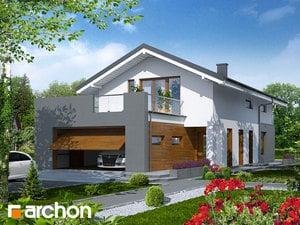 Projekt domu ARCHON+ Dom v kávovníku